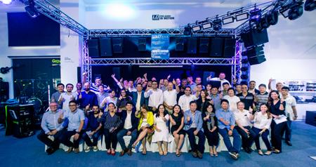 DHT Group tham dự hội nghị các nhà phân phối châu á của Tập đoàn Adam Hall ( Germany )